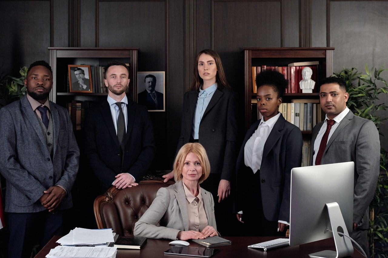 Law Firm and Lawyer Website Design Company